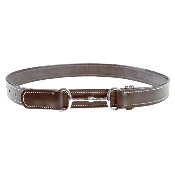ceinture avec piqûre ornementale HKM