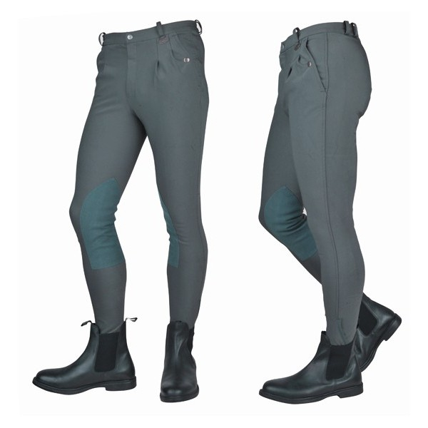 Pantalon HKM Blackburn Hommes à pinces