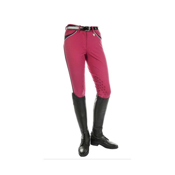 Pantalon -Wave Polo classic- empiècement genoux en silicone