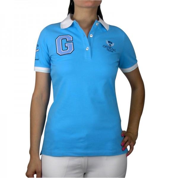 Polo de concours/sportwear GPA femme NICE MC