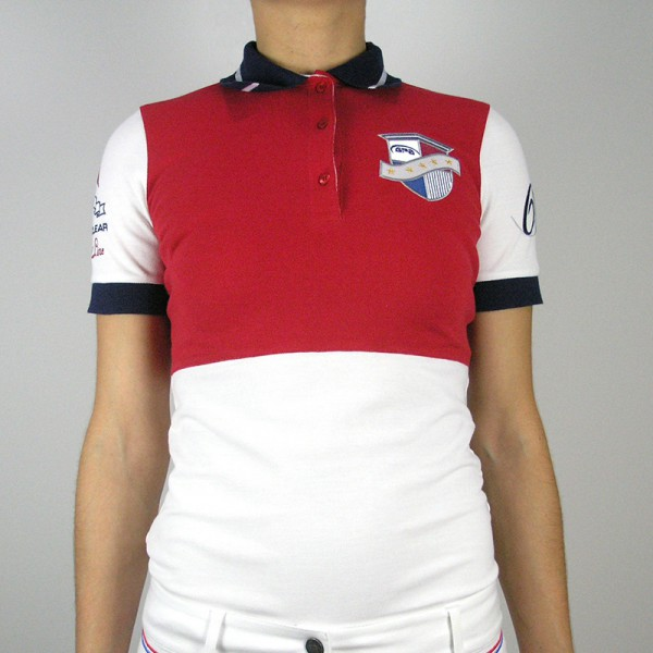 Polo sportwear GPA Femme SAINT TROPEZ MC