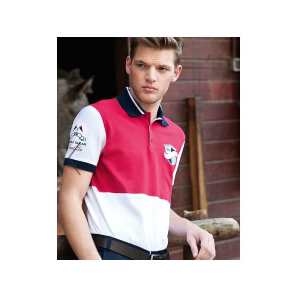 Polo sportwear GPA Homme SUMMER MC