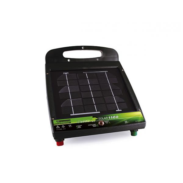 "Poste solaire compact ""Classic"" SOLAR 1100"