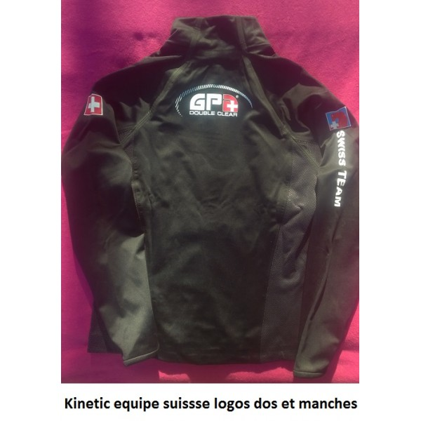 sweat-shirt GPA KINETIC SWISS