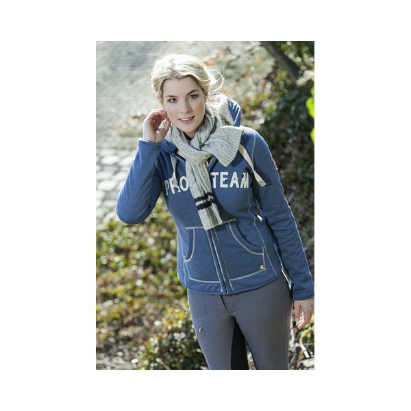 Sweat softshell Country Live HKM