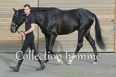 Culottes equitation homme